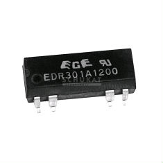 ece smd reed relays series edr301a rated current 0 5a contact edr301a dimensions circuit diagram
