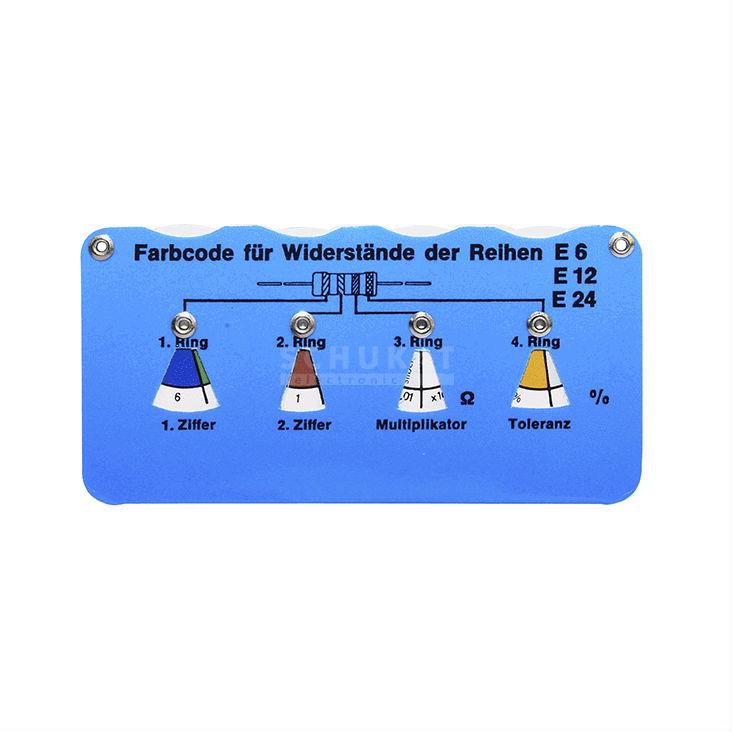 C1110 Kohleschicht-Widerstände Serie RKB Leistung: 0,25W Toleranz: 5 ...