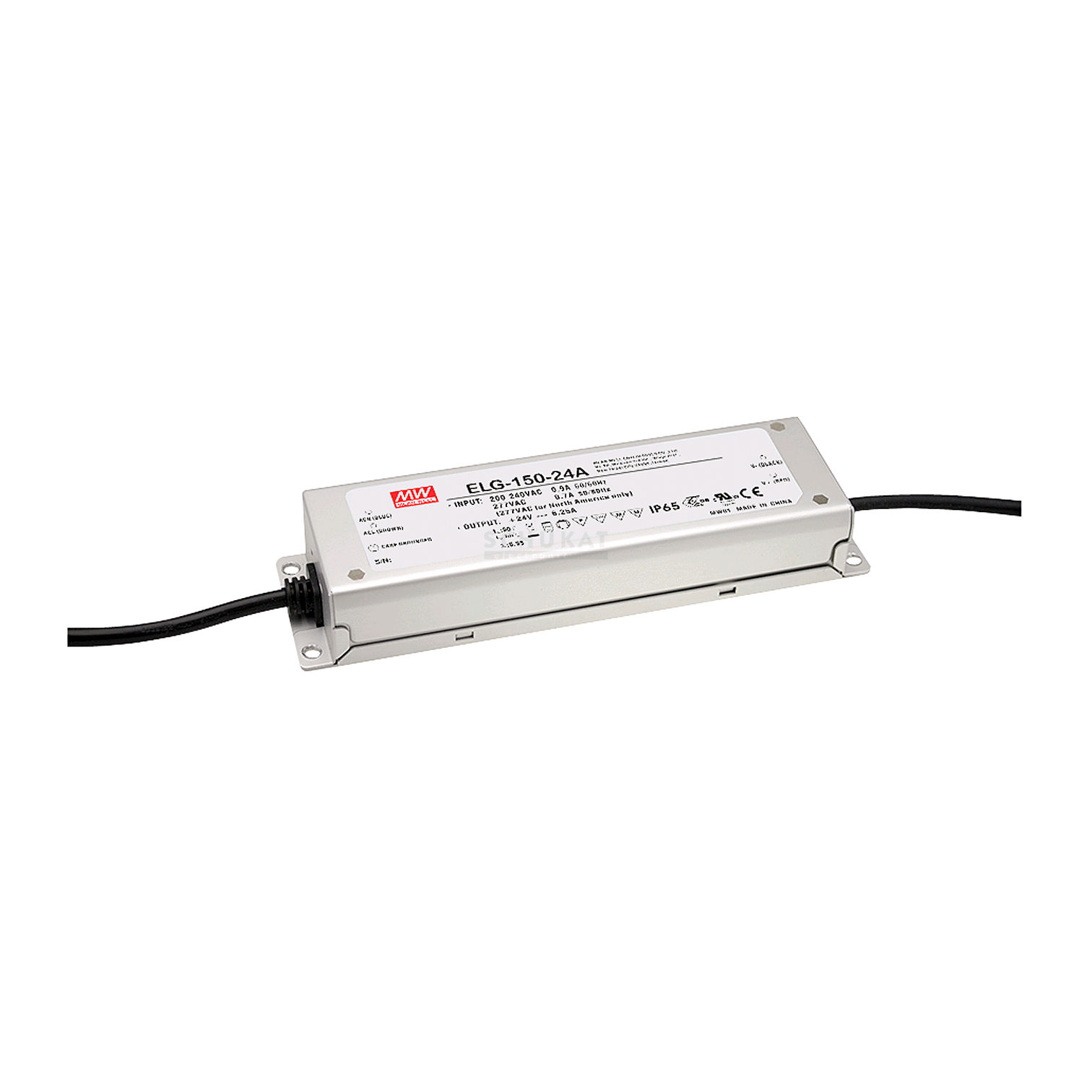 Meanwell Led Switching Power Supplies Series Elg 150 3w With Enclosed Ac Dc